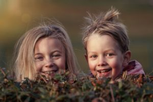 Cuidado del Cabello en los Niños