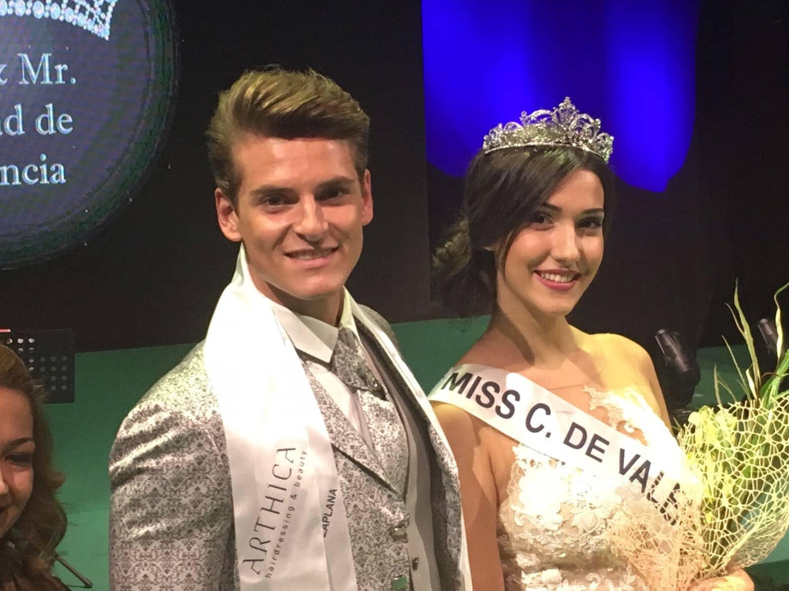 Arthica, Estilista Oficial del Certamen Miss y Mister Valencia 2017